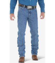 wrangler men's premium performance cowboy cut straight fit jeans
