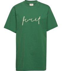 slope t-shirt t-shirts short-sleeved grön forét