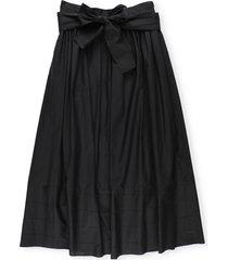 fabiana filippi long cotton skirt