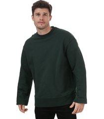 mens classic chest logo sweatshirt