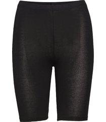 decoy shorts viscose stretch lingerie shapewear bottoms svart decoy
