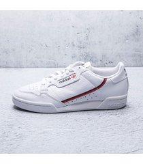 tenis adidas originals hombre continental 80