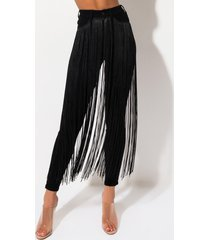 akira curtain fringe high waisted skinny jeans