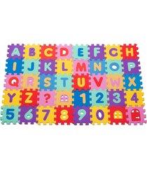 cubo alfanumérico 40 pçs mingone