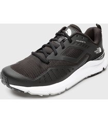 zapatilla m rovereto negro the north face