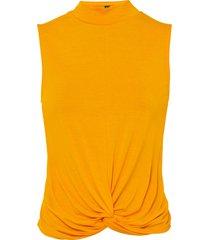 maglia a collo alto (giallo) - rainbow