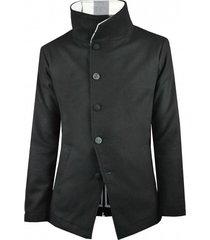 kurtka pingwin black wool