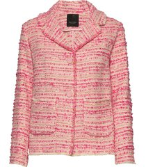 3379 - rose blazer colbert roze sand