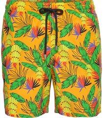 men swimwear go bananas zwemshorts geel vilebrequin