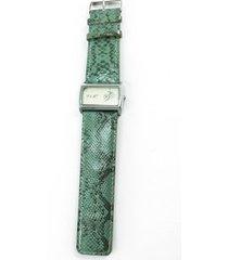 reloj verde almacén de paris