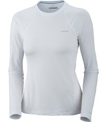 camiseta cool lightweight fem ml al6554 - columbia
