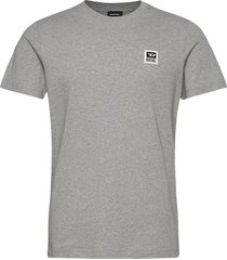 t-diegos-k30 t-shirt t-shirts short-sleeved grå diesel men
