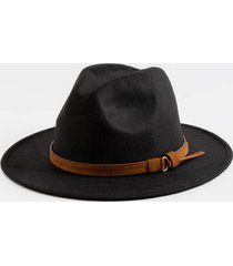 danni loop band panama hat - brown