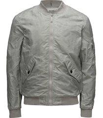 outerwear bomberjacka jacka grå blend