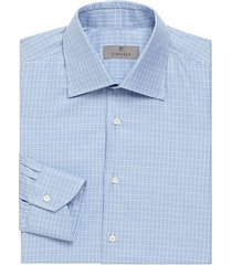 cotton long-sleeve dress shirt
