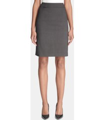calvin klein petite pencil skirt