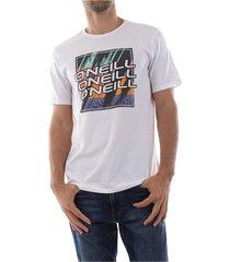 o'neill 9a2322 filler t shirt and tank men white