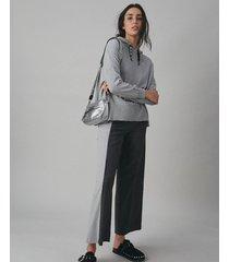 pantalón gris desiderata underwood