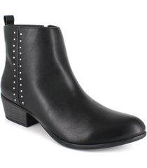 esprit tierra studded booties women's shoes