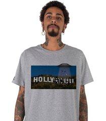 camiseta masculina stoned hollyshit