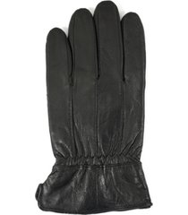 status men's leather dress gloves