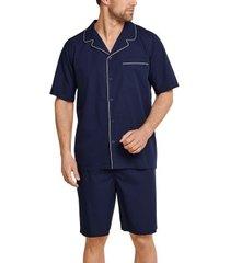 seidensticker popeline short pyjama * gratis verzending *