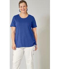 shirt janet & joyce royal blue