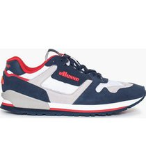 ellesse el 147 sued runner shoe sneakers blue