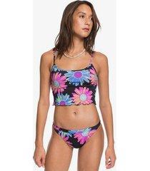 originals swim tank top bikini top