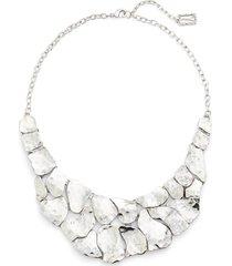 women's karine sultan alice statement necklace