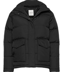 josephine jacket gevoerd jack zwart wood wood