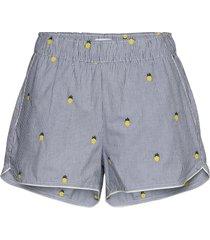 print shorts in poplin shorts gap