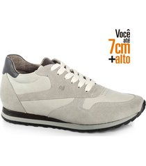 sapatenis sneakers alth 8605-04-gelo-42