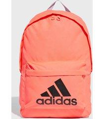mochila classic bp bos rosa adidas performance