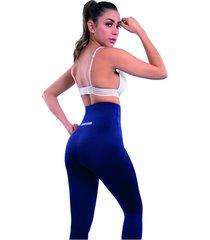 leggings de cintura alta, control de abdomen, deportivo