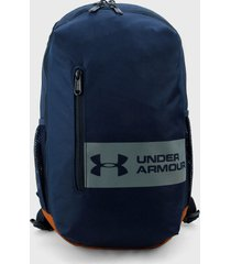 morral  azul navy-gris under armour roland