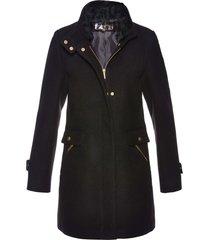 giaccone in misto lana (nero) - bpc selection premium