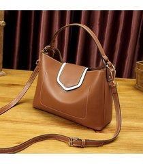 tracolla multifunzione a tre strati per il tempo libero vintage borsa per donna borsa