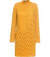 abito in pizzo (giallo) - bodyflirt