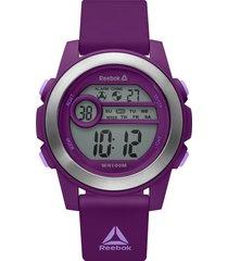reloj mode sport violeta reebok