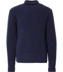 c17 cedixsept jeans old sailor nautical knit jumper   navy   c17nau-nvy