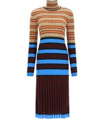 marni knit midi dress