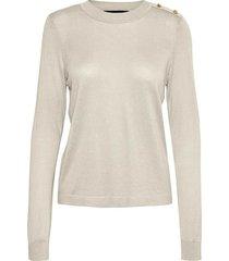 o-neck jewel blouse