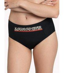 bikini lisca hoog uitgesneden zwembroekje utila