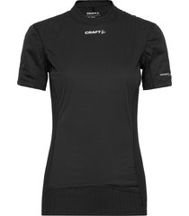 active extreme x wind ss w t-shirts & tops short-sleeved svart craft