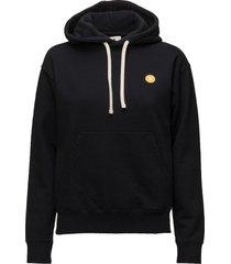 jenn hoodie hoodie trui zwart wood wood