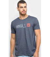 camiseta hang loose silk blow masculina
