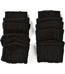 winter spirit lingerie socks knee high socks svart hudson