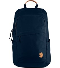 fjallraven men's raven backpack with padded laptop compartment