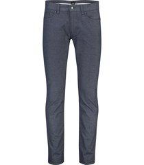 delaware hugo boss broek donkerblauw 5-pocket